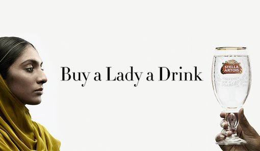 buy a lady a drink
