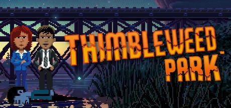 팀블위드 파크 리뷰(Thimbleweed Park)