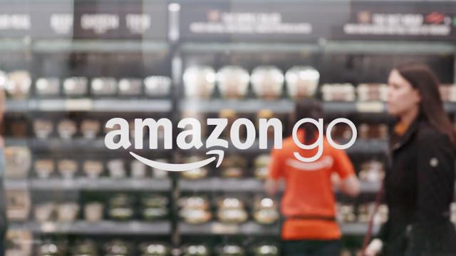 계산대 없는 슈퍼마켓: 아마존 고Amazon Go