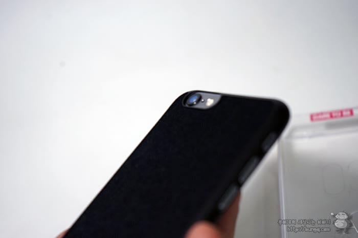 아이폰, 6, 케이스, 추천, 후기, 오자키, 캔버스, 케이스, 디자인, 특징, 핏, 착용감