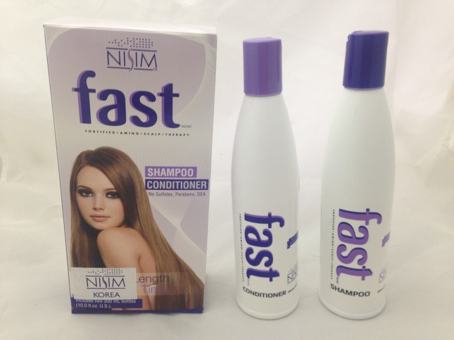 니심 NEW 패스트샴푸 nisim new fast shampoo conditioner