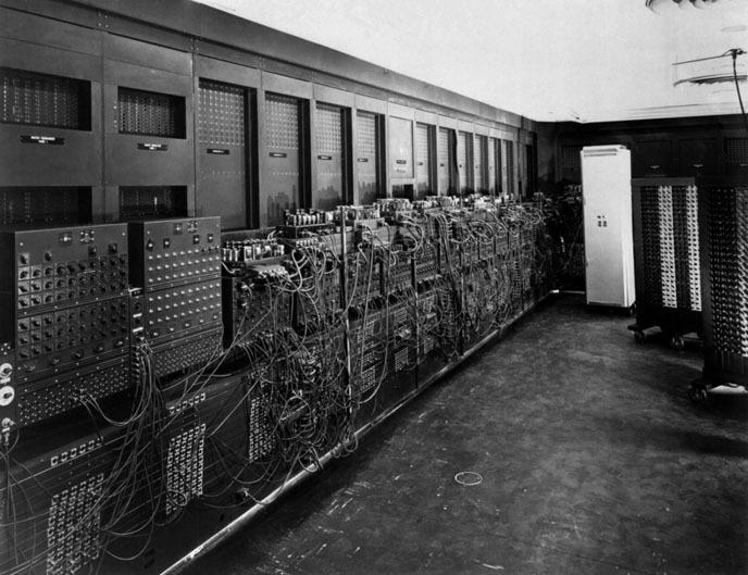 최초의 컴퓨터 애니악