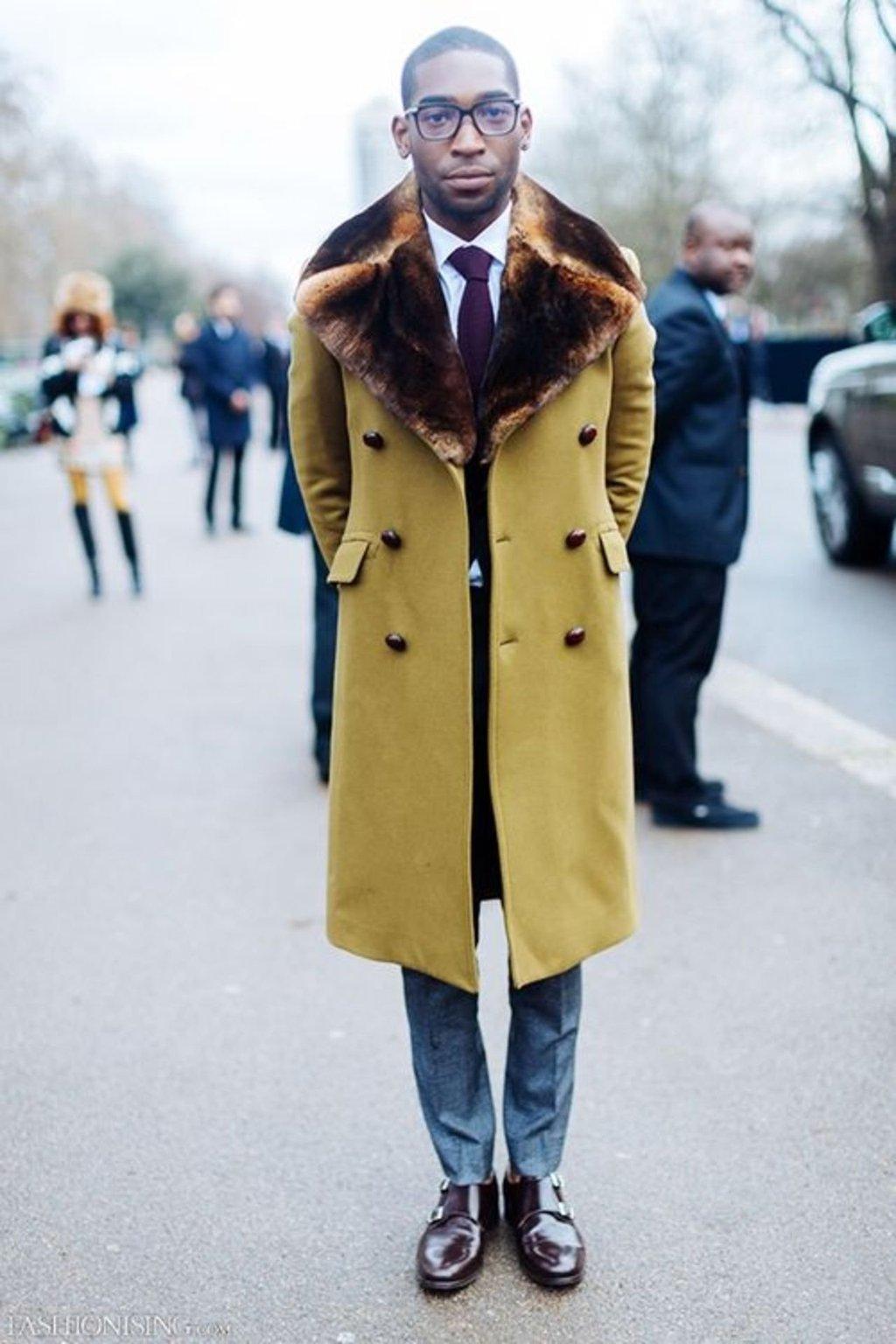 Fur Lined Mens Dress Shoes