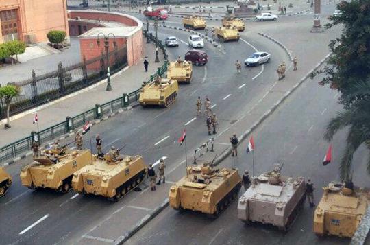 [이집트] 2차 혁명 후 군부의 반동과 노동 진영의 대응 등 상황 정리 및 단상