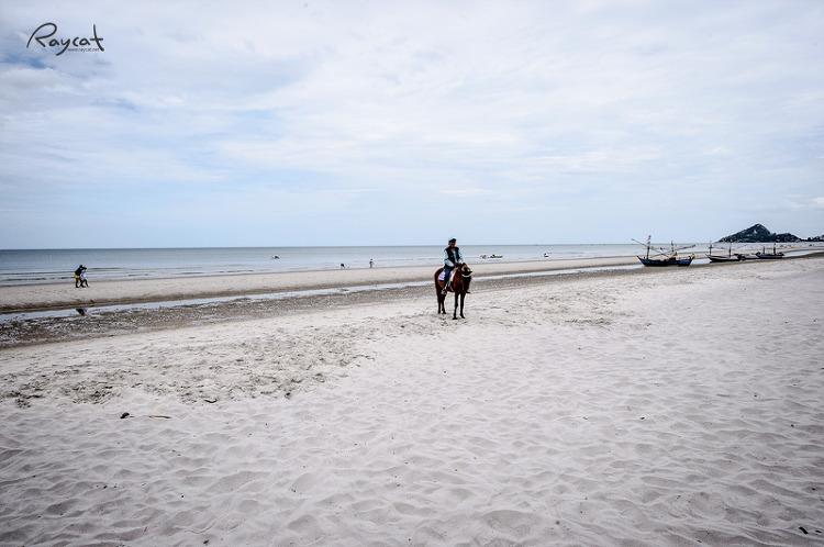 후아힌해변