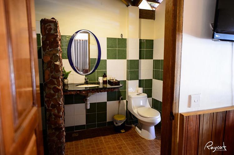 바나힐 리조트 내부 화장실