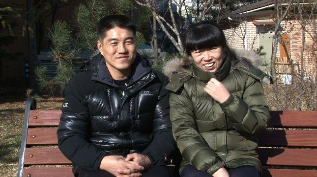 인간극장 슈퍼맨과 6공주 황규성 정영희 부부