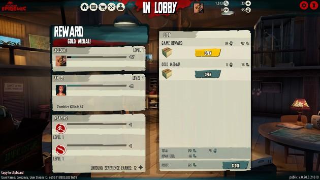 Dead Island Horde Mode