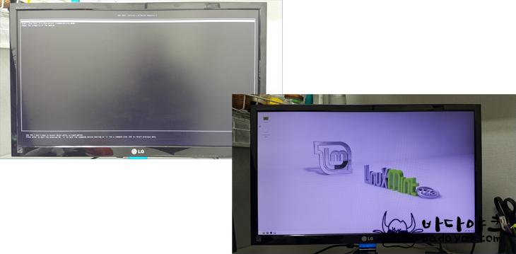 USB 메모리로 우분투(리눅스 민트) 설치하는 방법