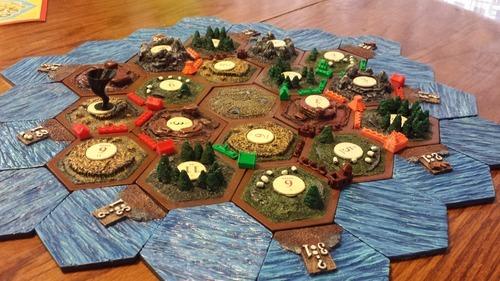 카탄의 개척자 epic map