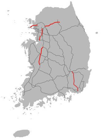 민자고속도로들