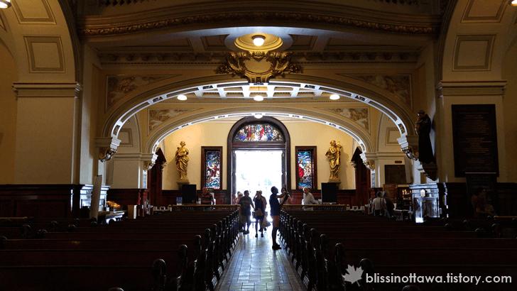 캐나다 퀘벡 대성당