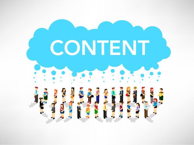 콘텐츠, 글쓰기