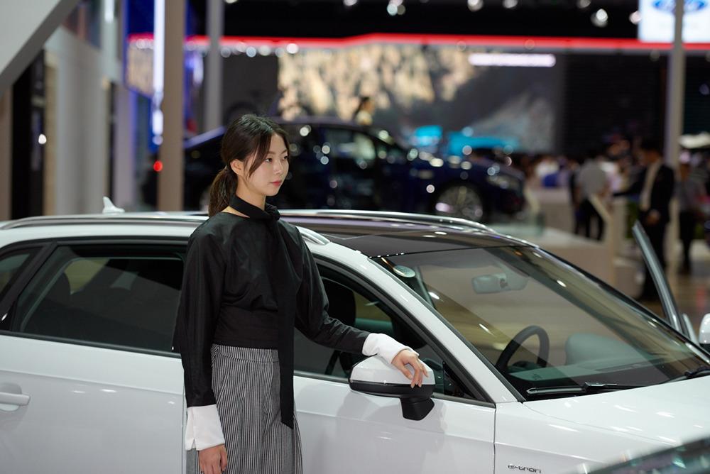 Audi Model - 김예림