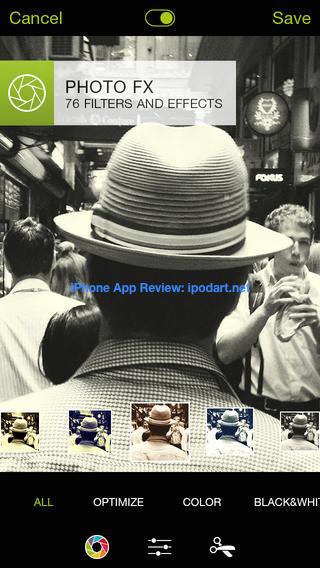 ProCamera 7 아이폰 사진 동영상 촬영 편집 추천 앱