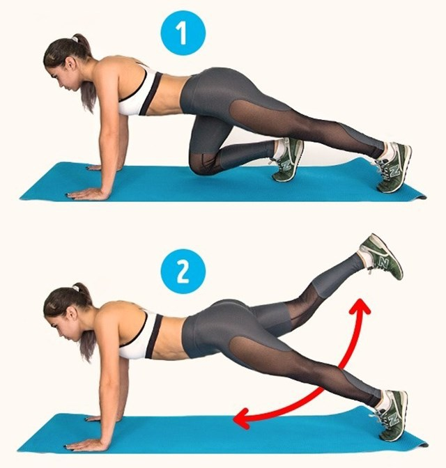 엉덩이셀룰라이트운동 다이어트