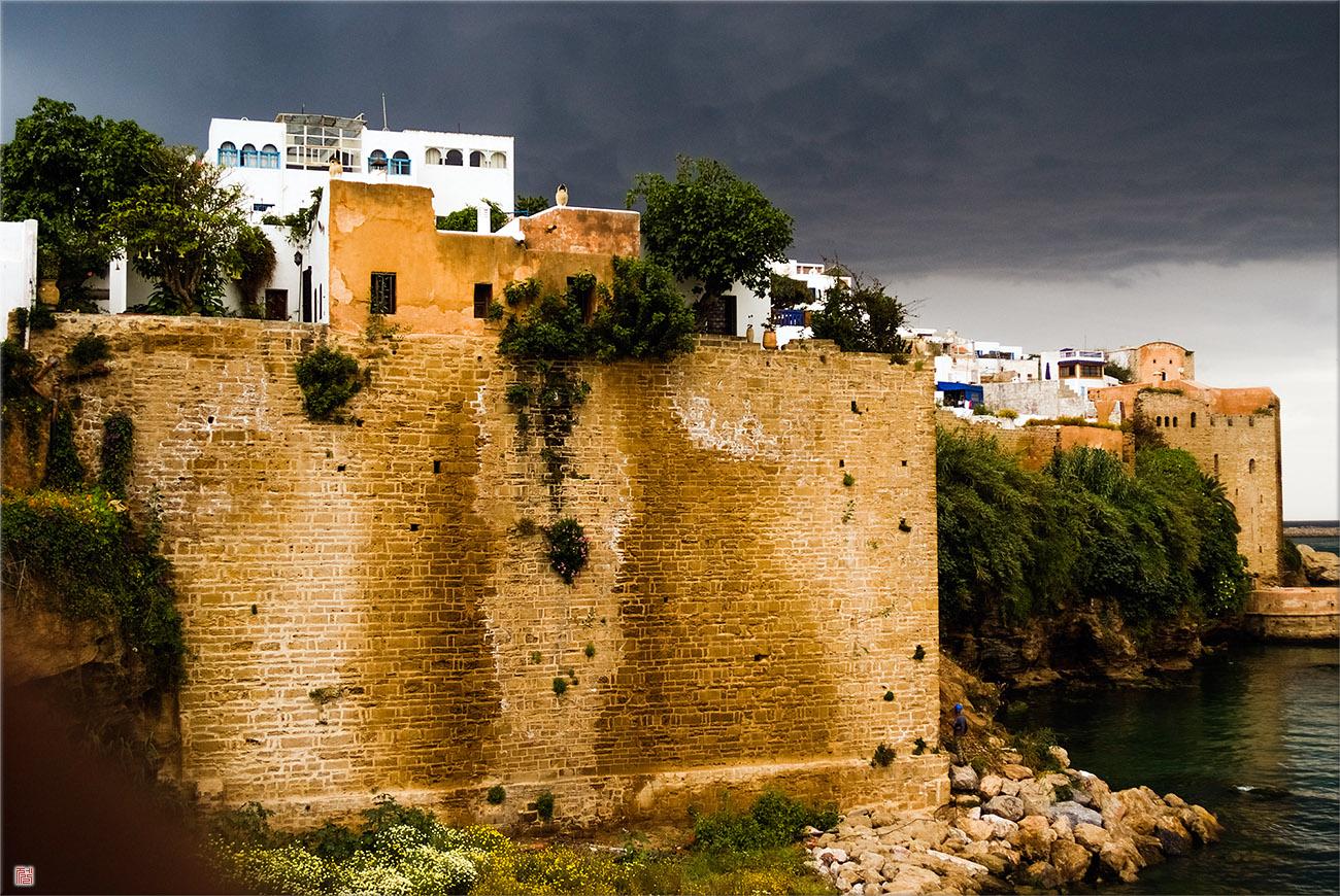 언덕위의 하얀집 _ 모로코