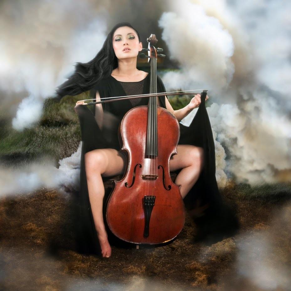 Music Channel 66.6MHz :: Tina Guo - Raining Blood (Slayer)