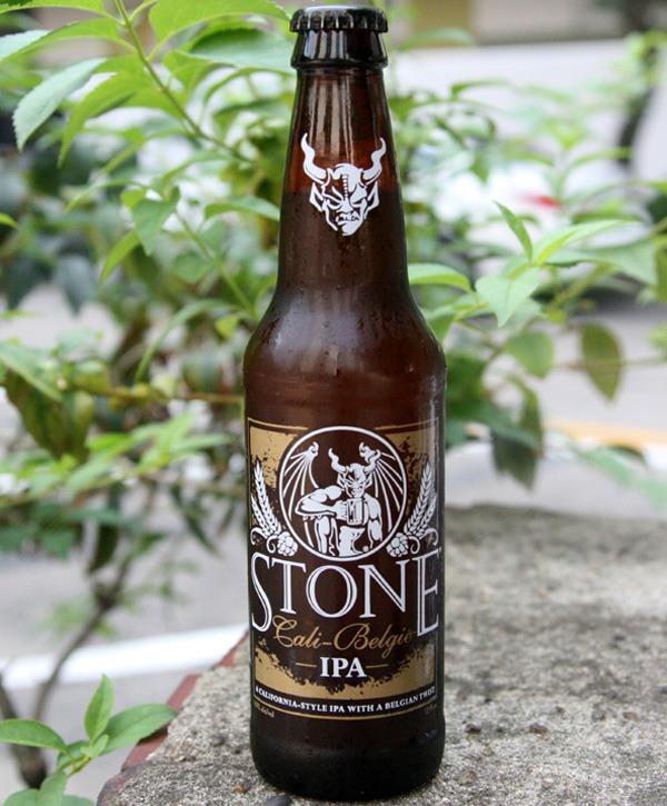 Stone Cali-Belgique IPA (스톤 캘리-벨지크 IPA) - 6.9%