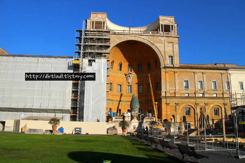 이태리일주 패키지 후기 (27) 바티칸 박물관 + 시스티나 성당 + 성베드로성당 관광