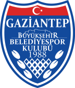 Gaziantep BB emblem(crest)