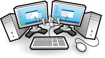 윈도우 키보드 마우스 공유 프로그램 Input Director
