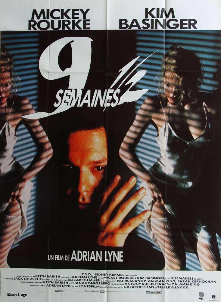 나인 하프 위크 (Nine and a Half Weeks, 1986)