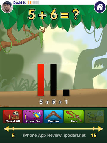 Teachley: Addimal Adventure 애플 디자인 어워드  2014