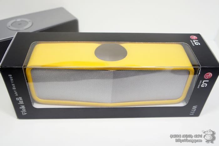 LG, 포터블 스피커, NP7550, 범퍼케이스