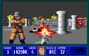 울펜슈타인 3D wolfenstein 3D 1992