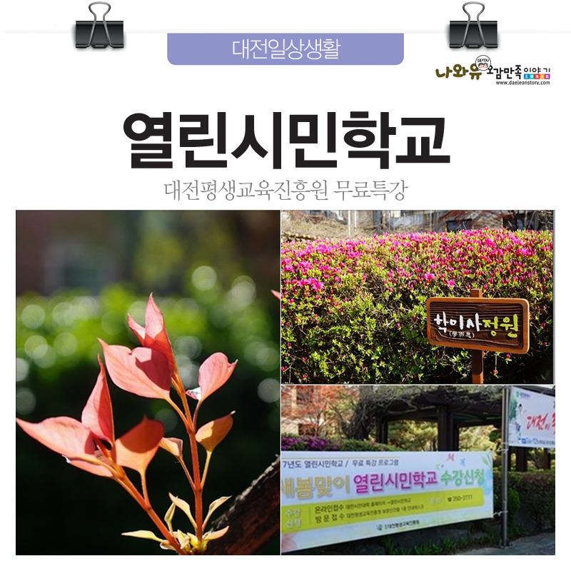 대전평생교육진흥원 열린시민학교