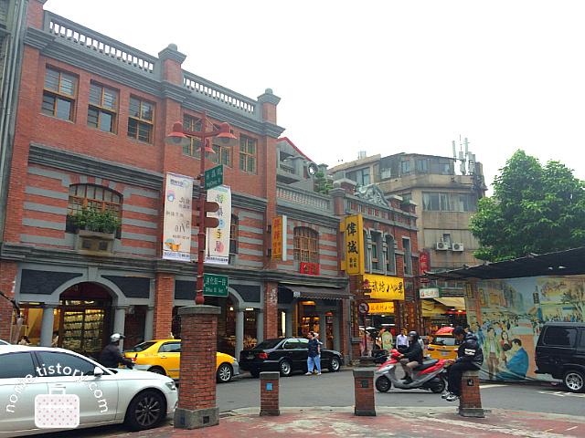 타이베이의 오래된 풍경을 걷다, 재래시장 디화지에(迪化街) 산책과 쇼핑