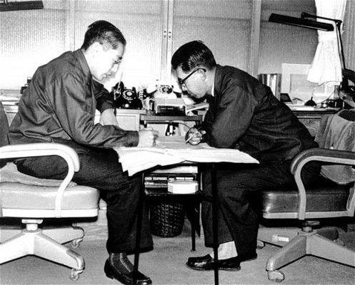 Sony founded history 1945 소니 창립 역사 라디오 수리점