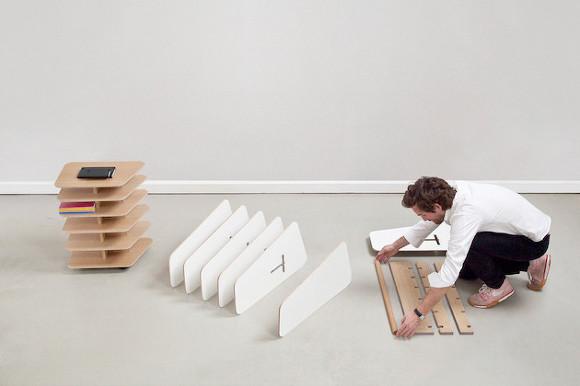 디자인 책상 | Supervitamin