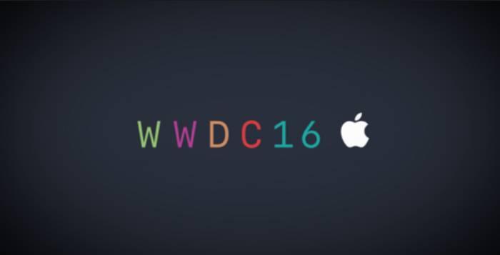 시리한테 딱 걸린 WWDC 2016 일정과 예상 내용