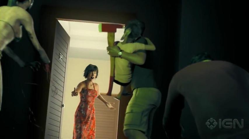 세상에서 가장 유명한 게임 트레일러 영상, '데드 아일랜드(Dead Island)'의 트레일러와 실사버전 영상, 패러디 영상.