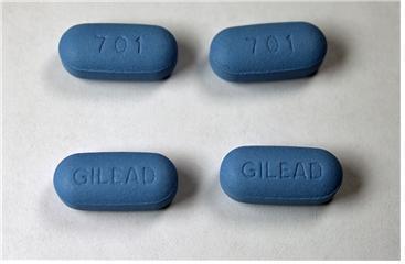 푸른 알약, 트루바다