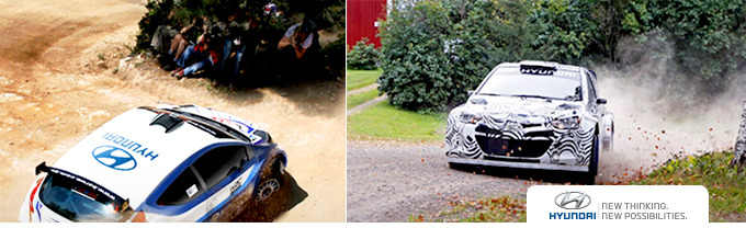오프로드 주행 WRC