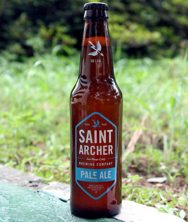 Saint Archer Pale Ale (세인트 아쳐 페일 에일) - 5.2%