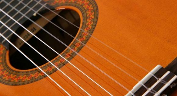 클래식 기타의 매력을 아시나요 통기타와의 차이