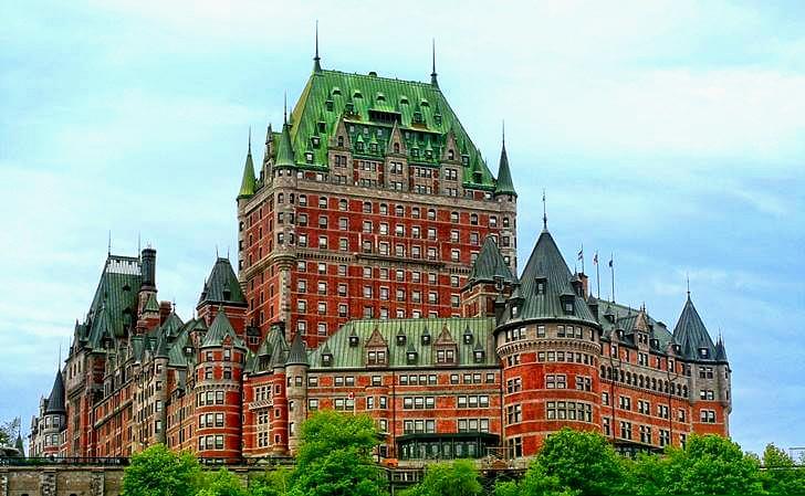 도깨비 공유 김고은이 다녀간 퀘벡 호텔입니다