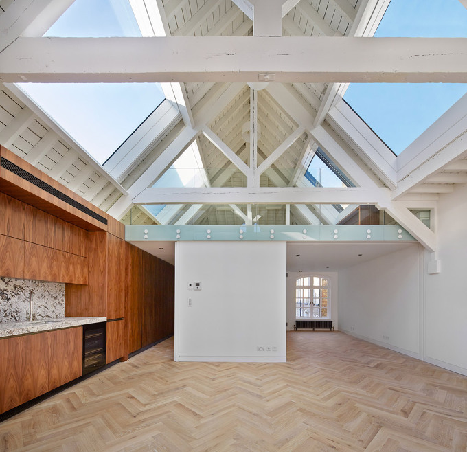 From Historic Warehouse To Splendid New Apartment S In London: *런던 노후 창고를 아파트로-[Apartments By Emrys Architects In London
