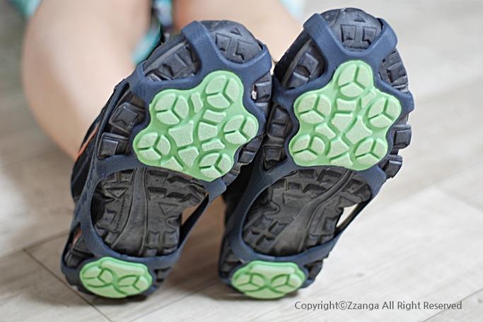 미끄럼 방지 신발 밑창
