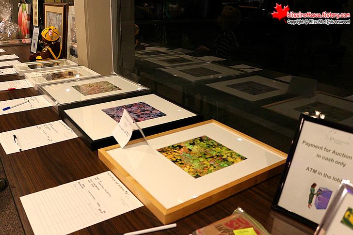 캐나다 오타와 축제 ; 입찰식 경매