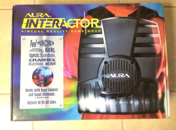 Aura Interactor