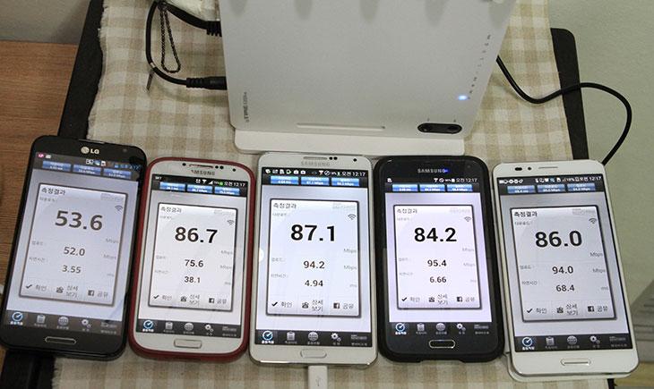 iptime A3004NS, iptime A3004NS 후기, iptime, 아이피타임, A3004NS, 후기, 성능, 벤치마크, 유무선공유기,iptime A3004NS 후기를 올려봅니다. 성능을 알아보기 위해서 여러가지 벤치마크를 해봤습니다. 스마트폰도 여러종류를 준비해서 속도를 측정해봤습니다. 스마트폰 기종마다 특성을 가지고 있으므로 속도가 약간씩 다릅니다. iptime A3004NS 후기에서는 여러가지 스마트폰 테스트는 물론 열화상카메라를 이용한 발열, 전력측정등도 해보도록 하겠습니다. iptime A3004NS는 네트워크 서버 기능도 할 수 있는 고성능의 유무선공유기 입니다. 안테나를 5개를 외부로 꺼내놓은 독특한 공유기이면서 앞으로 대세가 될 기가비트인터넷에 대응하는 공유기이기도 합니다. 네트워크 서버 기능도 마음에 들더군요. USB로 연결된 장치에 대해서 FTP 및 윈도우 파일 공유 서비스를 이용할 수 도 있습니다. 소규모의 회사에서 네트워크 드라이브를 만들기 위해서 굳이 비용을 더 투자하지 않더라도 네트워크 스토리지를 쉽게 만들 수 있습니다.