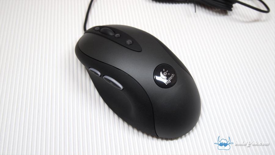 로지텍 마우스 G300