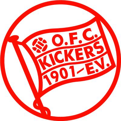 Kickers Offenbach emblem(crest)