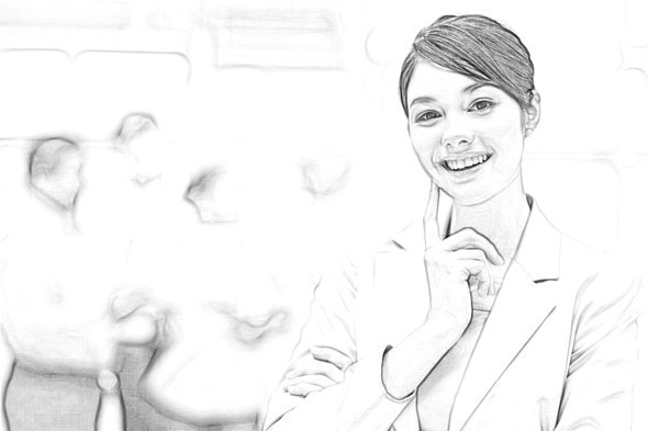 무료 포토샵 페인팅 & 스케치 액션 - Free Painting & Sketch Photoshop Actions