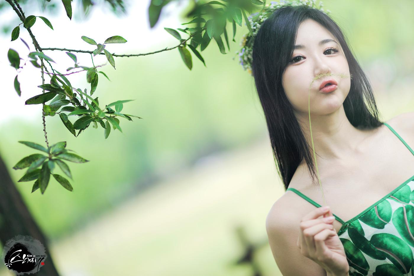 캐논 만투 용산가족공원 이니스프리 레이싱모델 연다빈